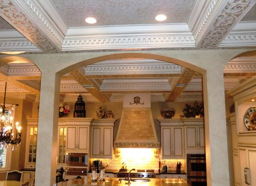 Old World Traditional Kitchen - Manalapan, 33462