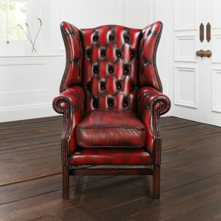 Paxton Wing Back Chair
