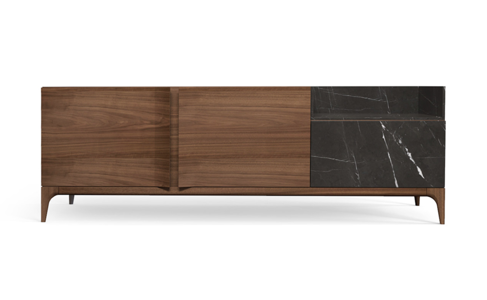 Storm Wood Sideboard Walnut