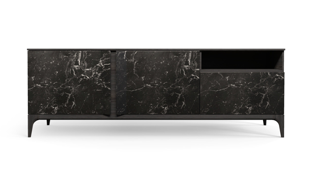 Storm Marble Sideboard