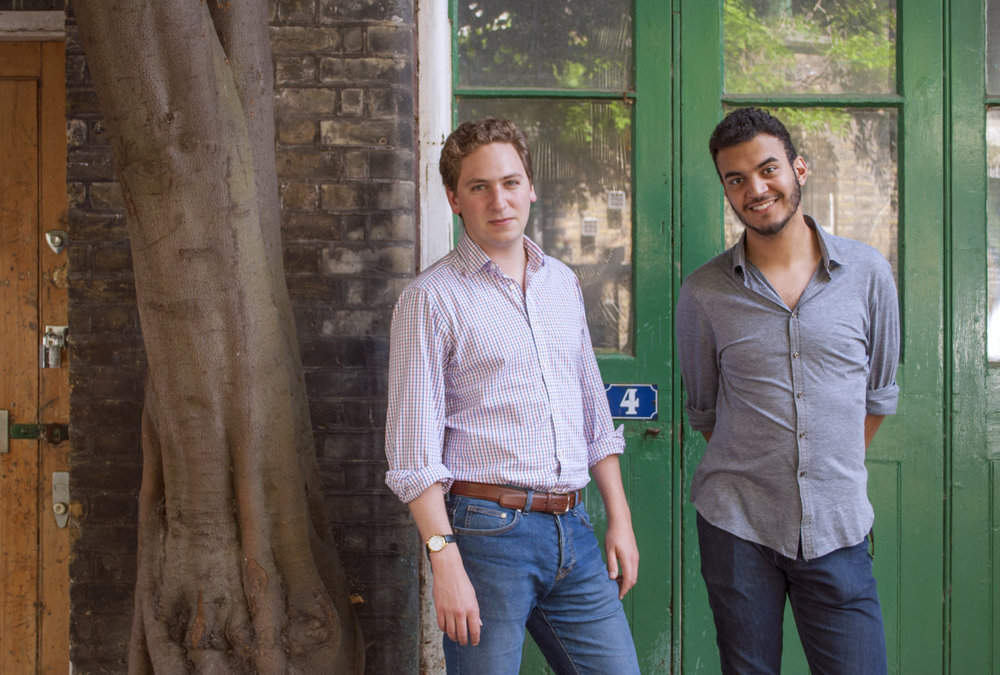 Getting Tomo off the ground - Tomo co-founders Gus and Fahad on how it all began