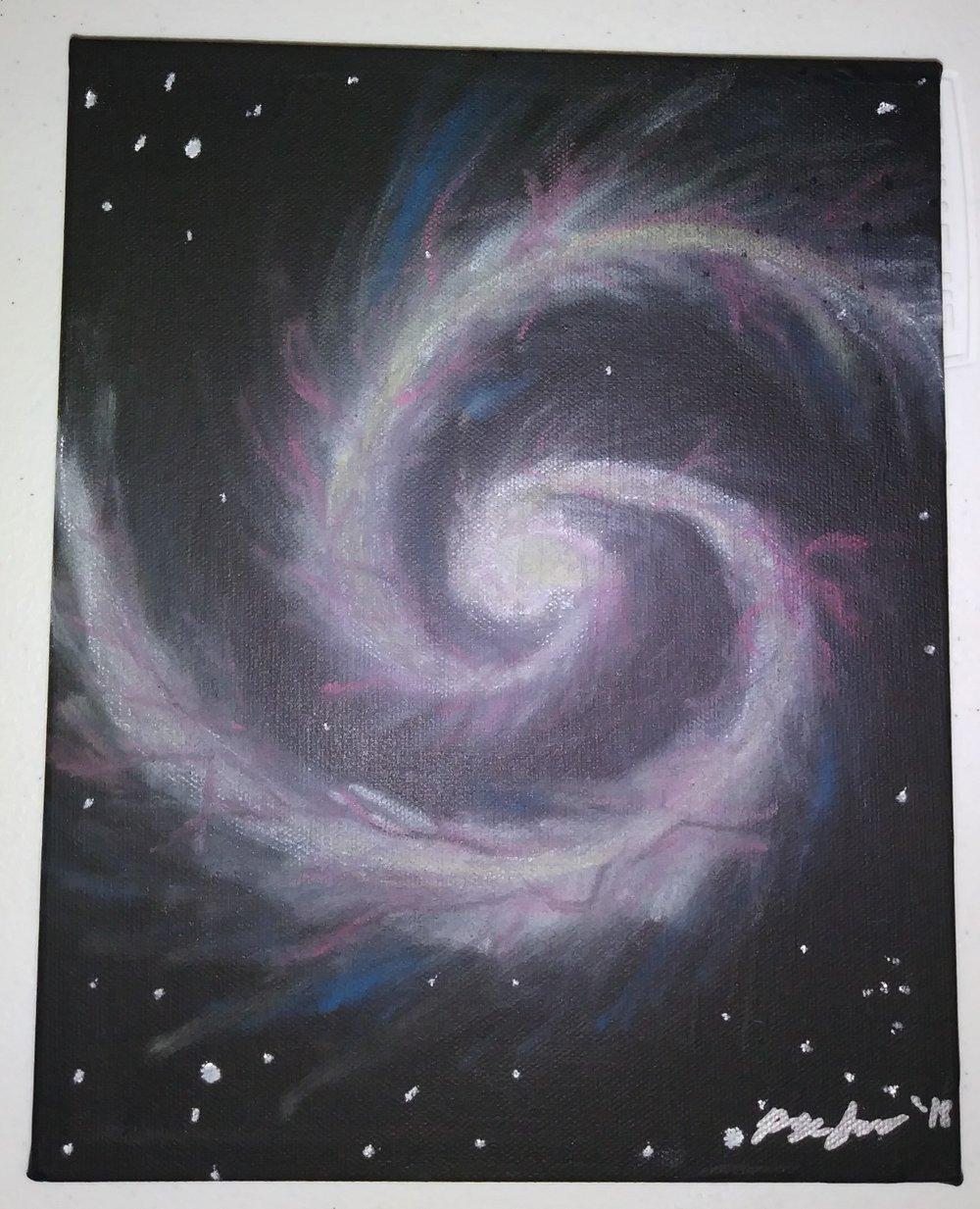 Whirlpool Nebula