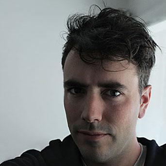 Alex Dick, writer and creator of Headstock.