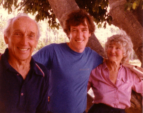 """Two of Patrick Howley's Journey Guides,Joyce & John Weir.From them I learned about many new """"parts of me"""" and percept language. They gave me a much deeper access to my inner life and for that I will be forever grateful to their work."""