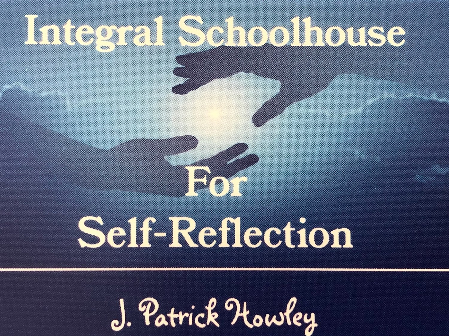 Integral Schoolhouse for Self-Reflection