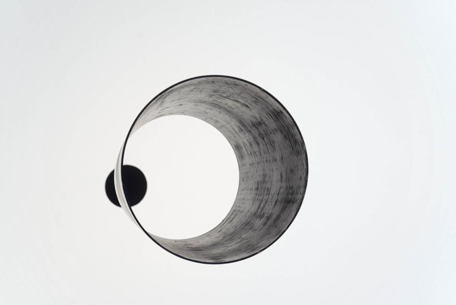 vjeranski: Maurizio Mochetti Proiezioni tempera e carta, 1966 37x49 Foto Giorgio Benni