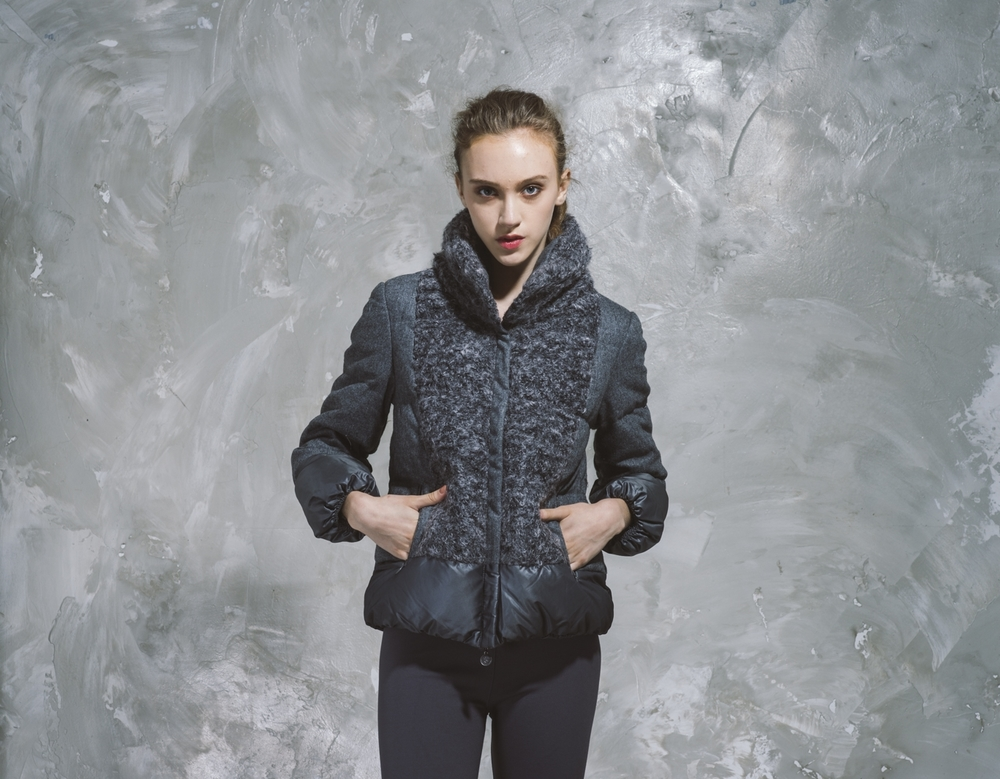 Stylish Short Water-Repellent Jacket