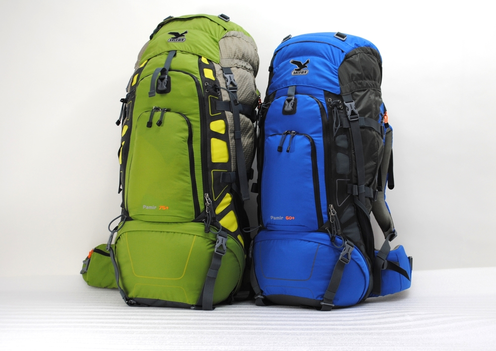60 Liter Travel Backpack