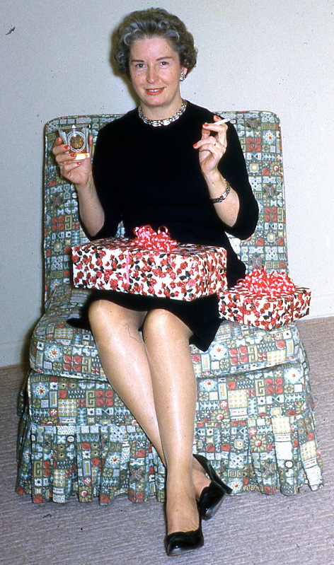 Mable Marshall at age 50.