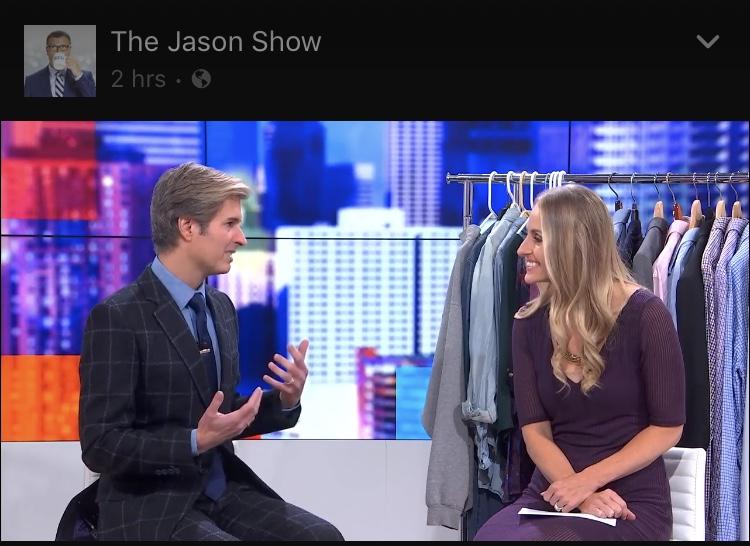 My segment on Fox 9's The Jason Show with Shayne Wells.