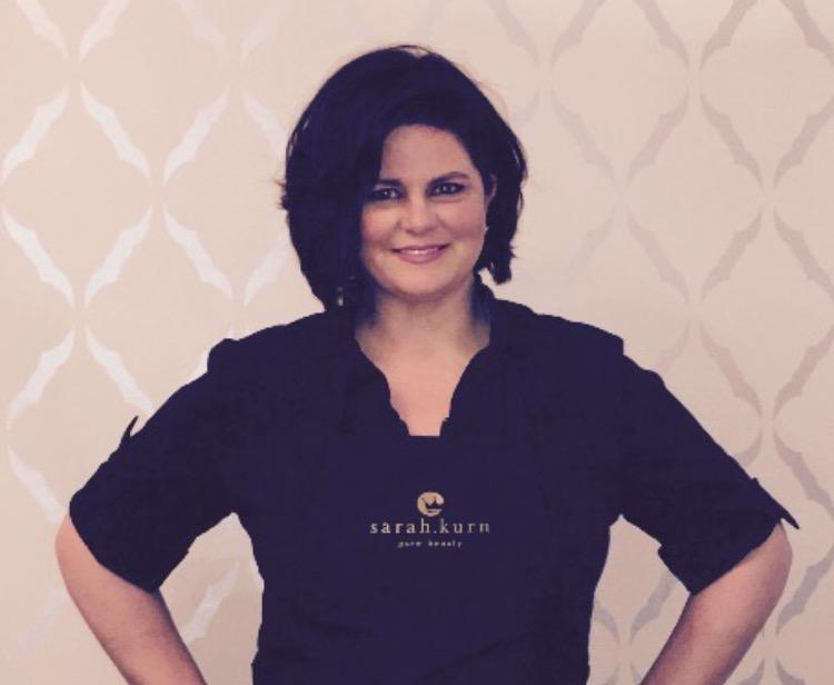 Sarah Kurn, a face saver. Call 651.200.7162 for consults.