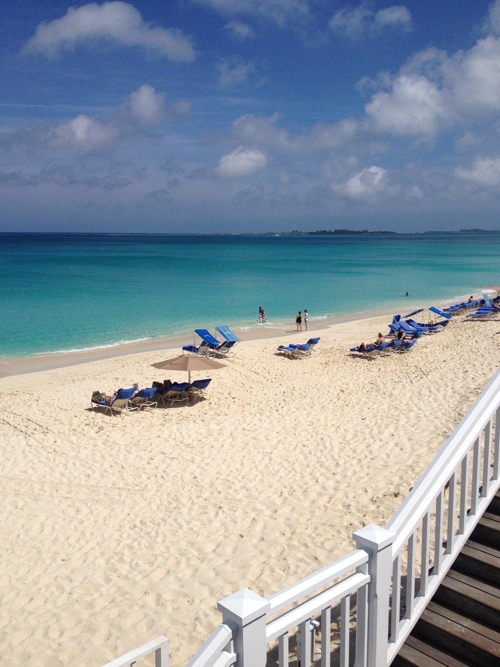 JasonShow 6 Beach at Ocean Club in Bahamas.JPG