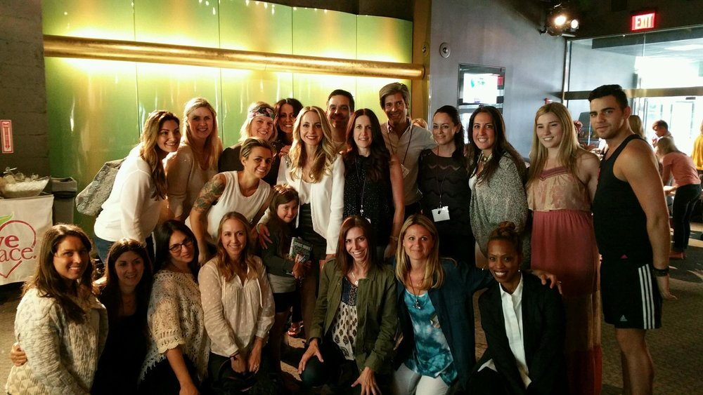 My 2015 Spirit Junkie Masterclass Family!!! Learn more about the amazing experience:  Click Here.