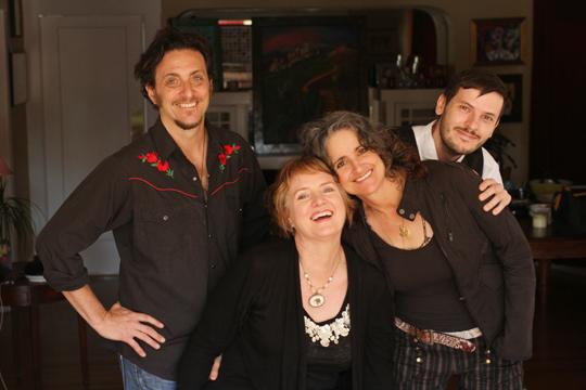 Velvy,Monica,Pam,Josh