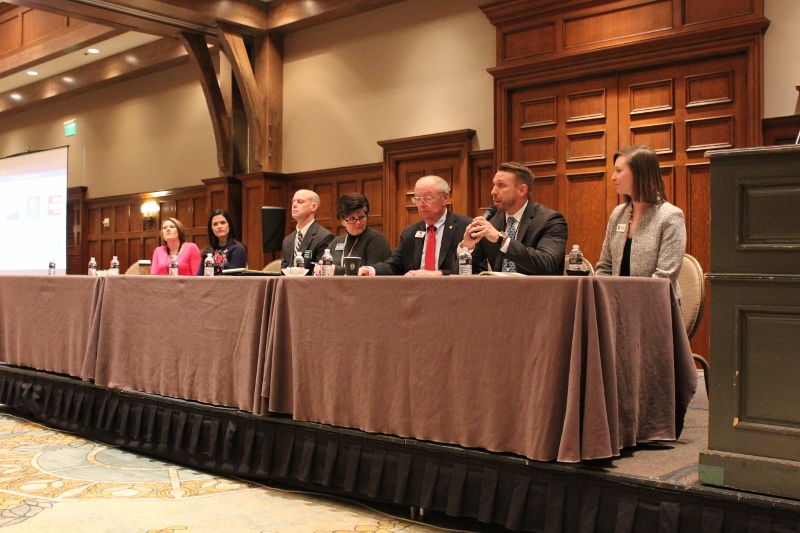 GACD Partner Panel during the General Session