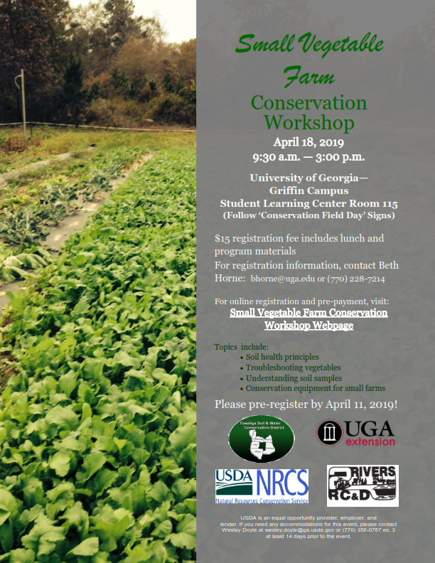 Small Veggie Farm Conservation Workshop Flyer April 18, 2019_001.png