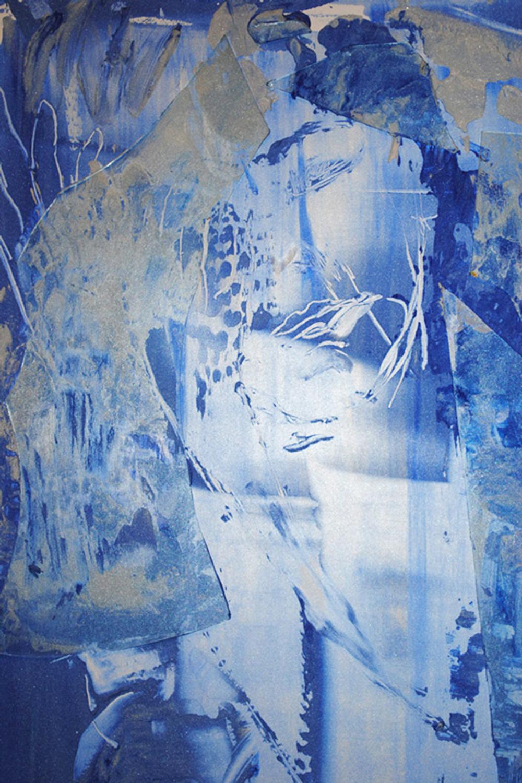 Broken & Blue, Self Portrait