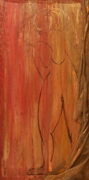 Golden Vase Red