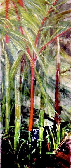Palm Panel II