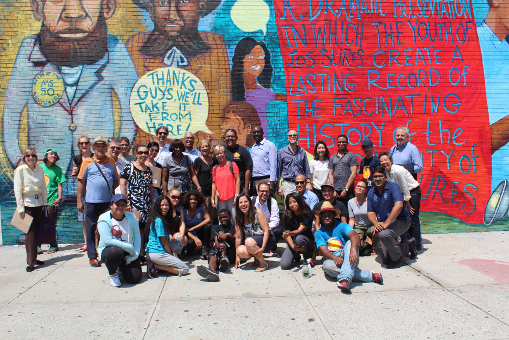 All together now: Murals have a unique power to strengthen communities.