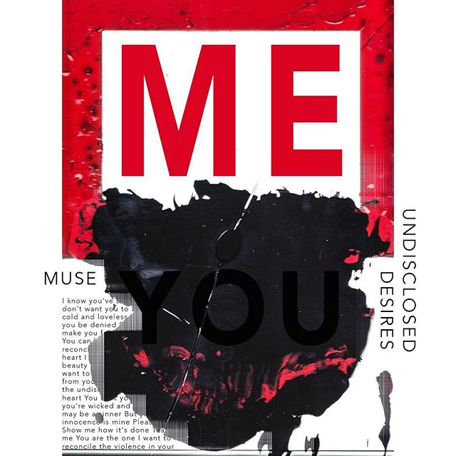 Fan art. @muse  #music #poster #musicposter #art  #graphicdesign #layout #typography #handmade #myfavoritesong #inspiration #conceptart #designerstyle #graphic #paint #portfolio #creativity #creativejobs #london