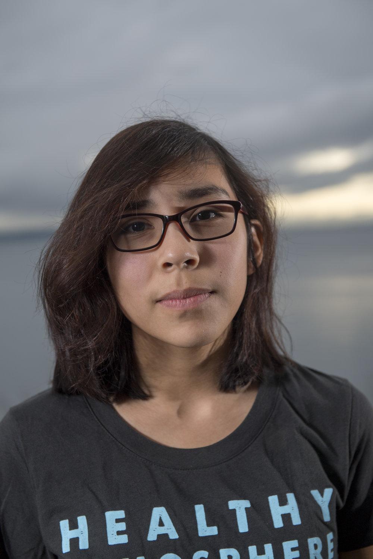 Kailani, 13, from Spokane