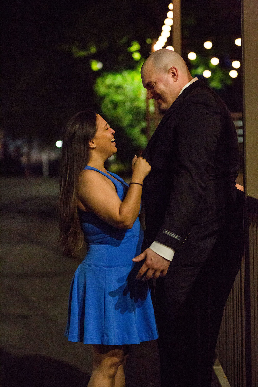 Seattle surprise proposal engagement photography