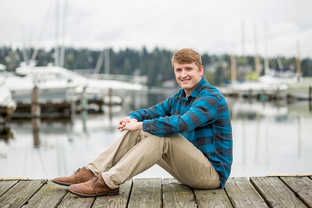 Seattle Senior Pictures by Entwined Portraits Seattle Senior Pho