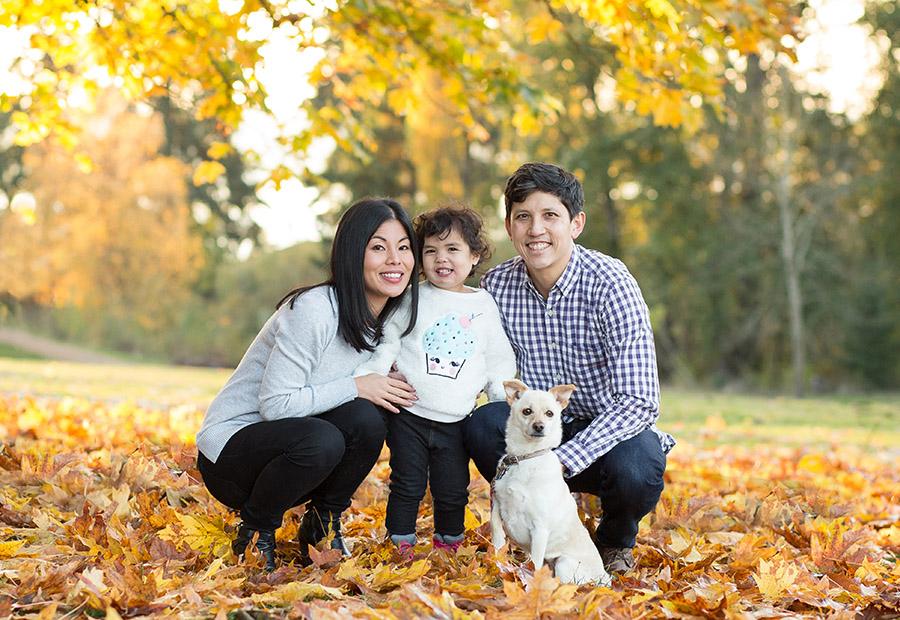 Juanita Bay Park Kirkland Family Photographer