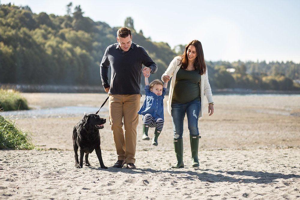 Best Seattle Family Photographer