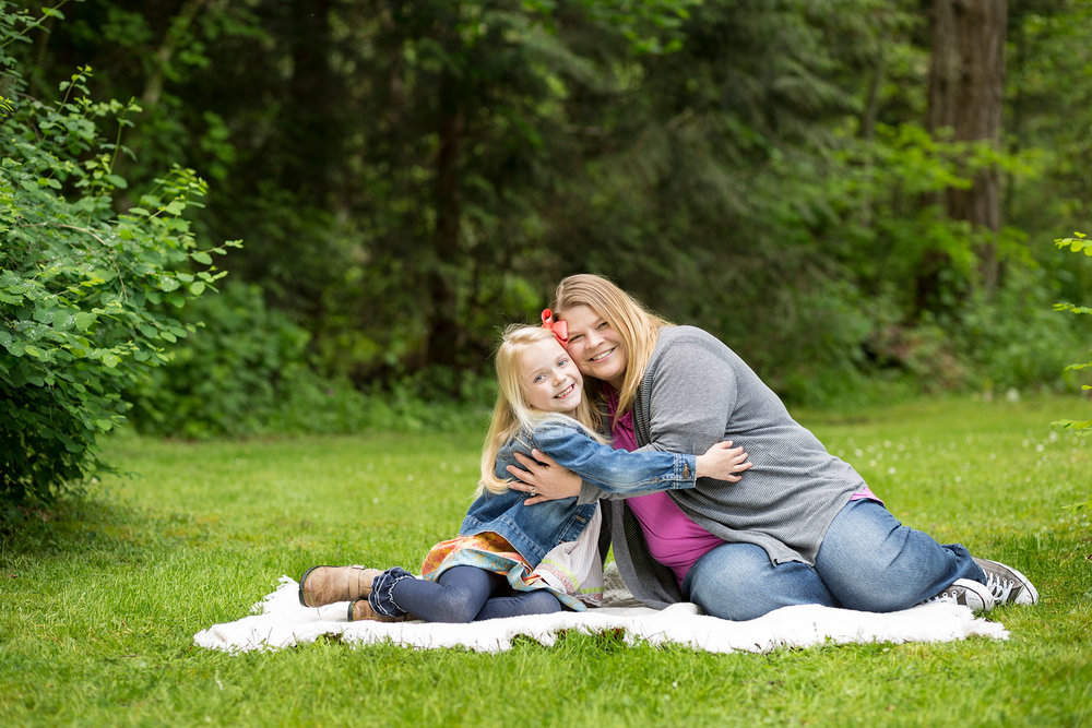Seattle and Eastside family photography