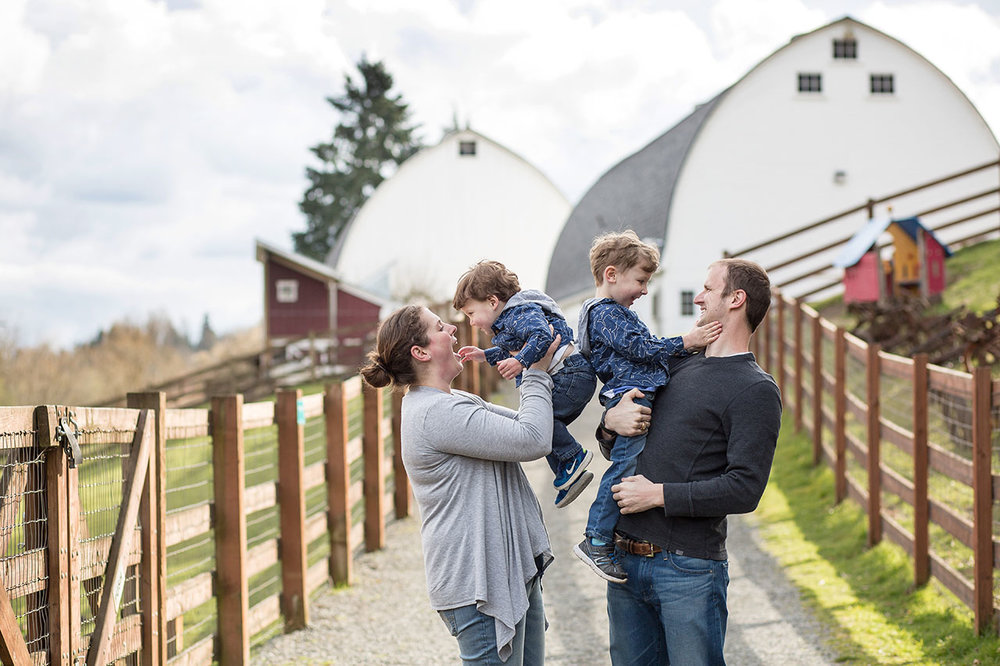 Bellevue Family Photos Entwined Portraits Seattle and Bellevue F