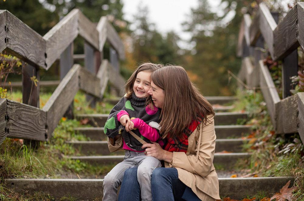 Seattle Eastside Family Photographers Entwined Portraits Bellevu
