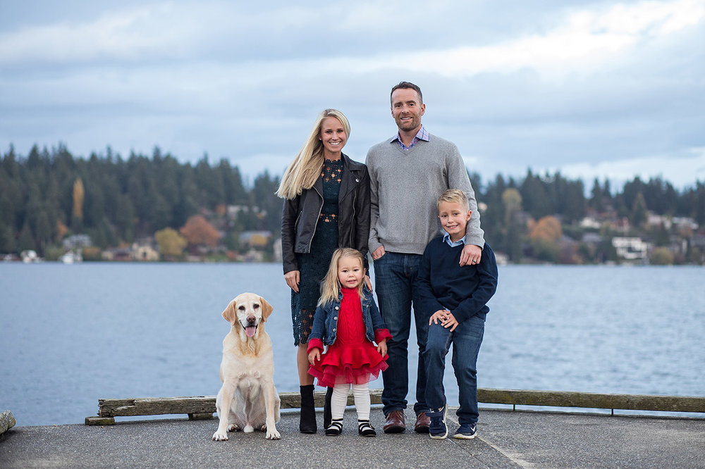 Mercer Island family photos Luther Burbank Park  Best Seattle Fa