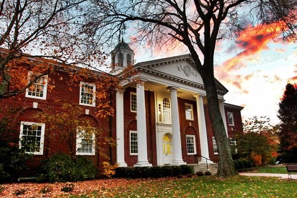 Hanover College --Hanover, IN