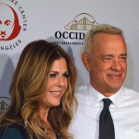 Tom Hanks and Rita Wilson @ Simply Shakespeare.