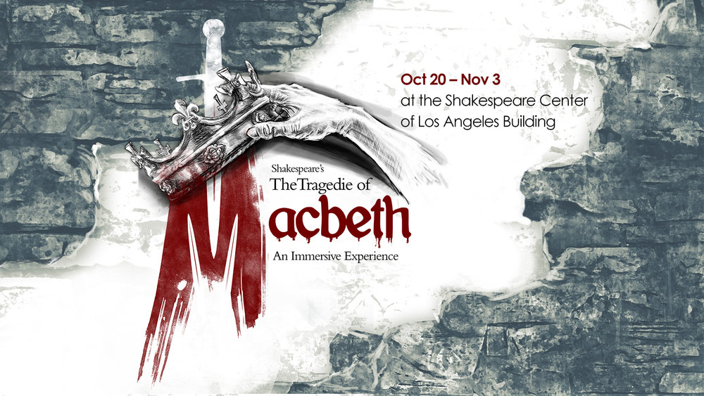 The Tragedie of Macbeth - Halloween Immersive ExperienceOctober - November 2018