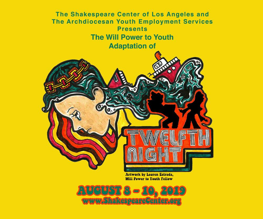 Shakespeare Center Events Calendar — THE SHAKESPEARE CENTER OF LA