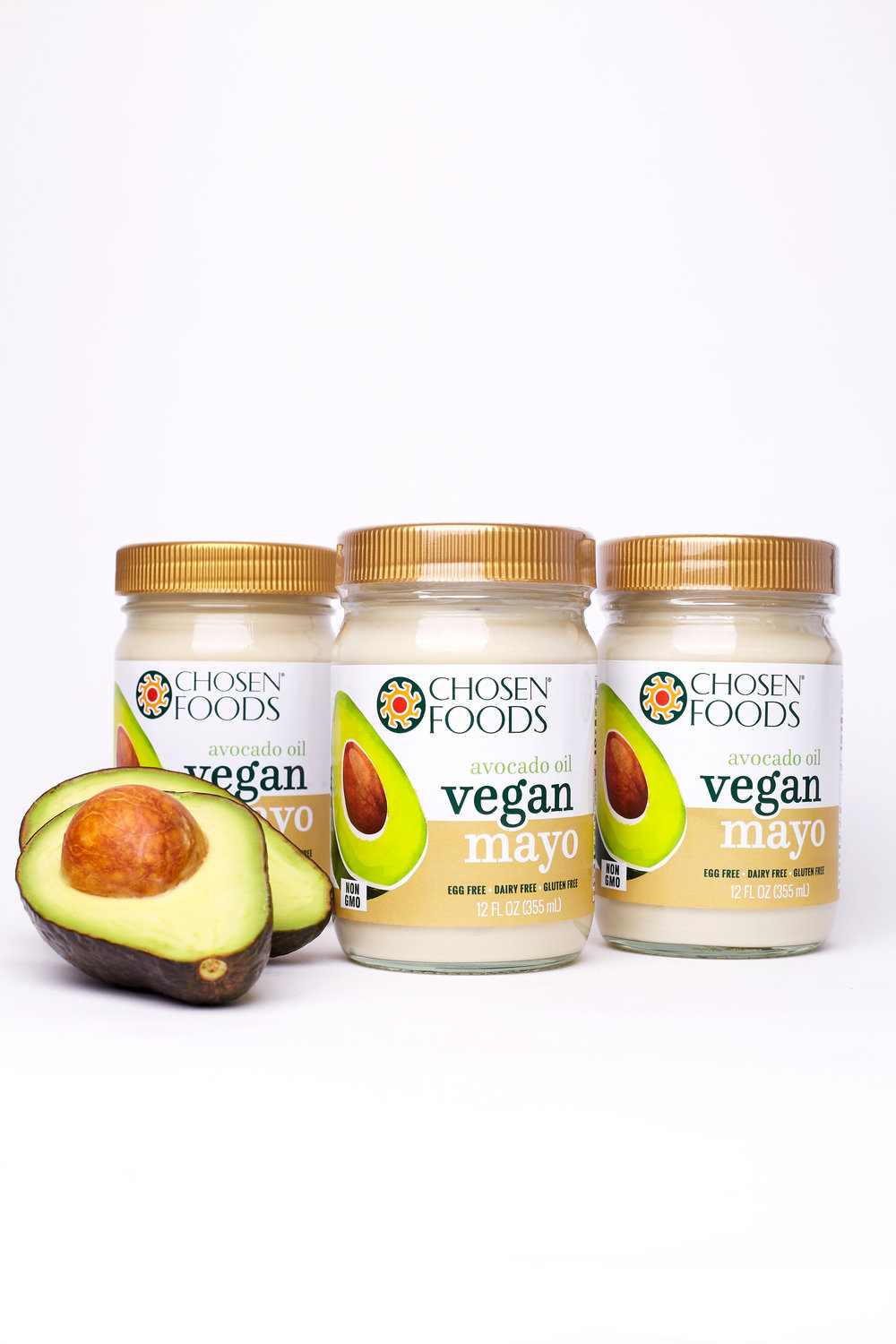 NEW! - AVOCADO OIL VEGAN MAYO