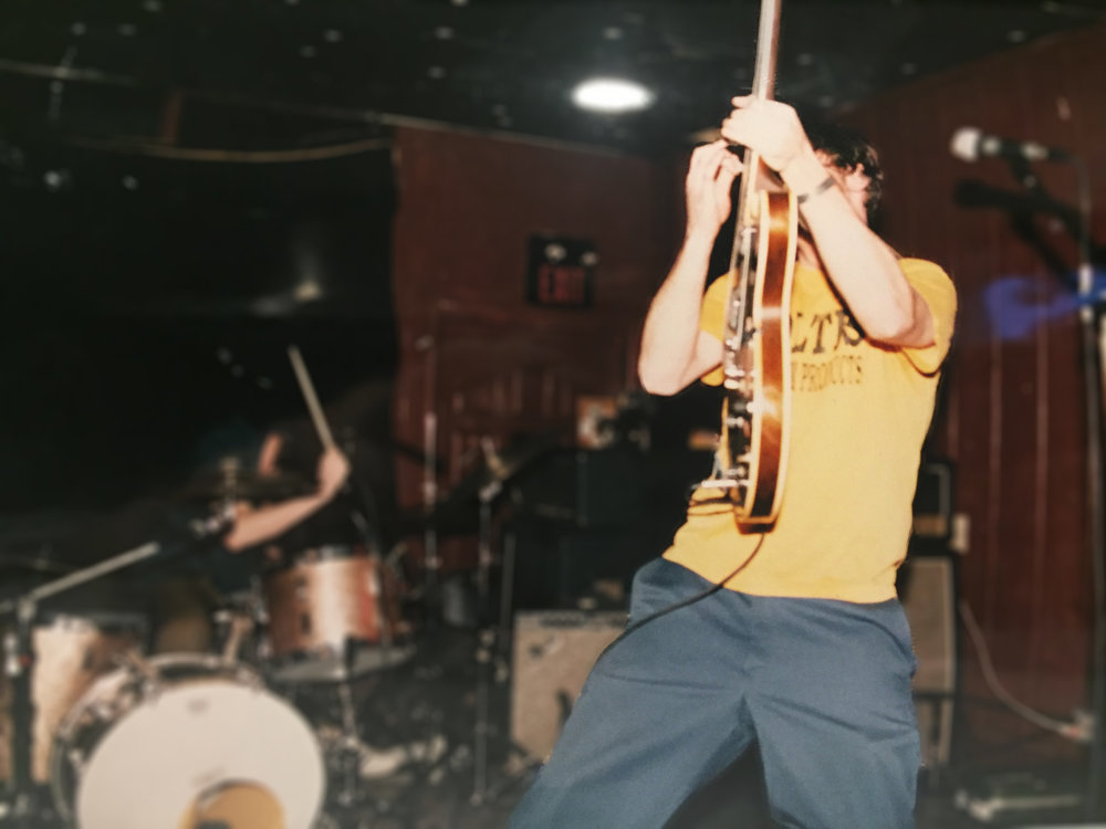 Lefty's Deceiver, The Khyber, Philadelphia, circa 2000