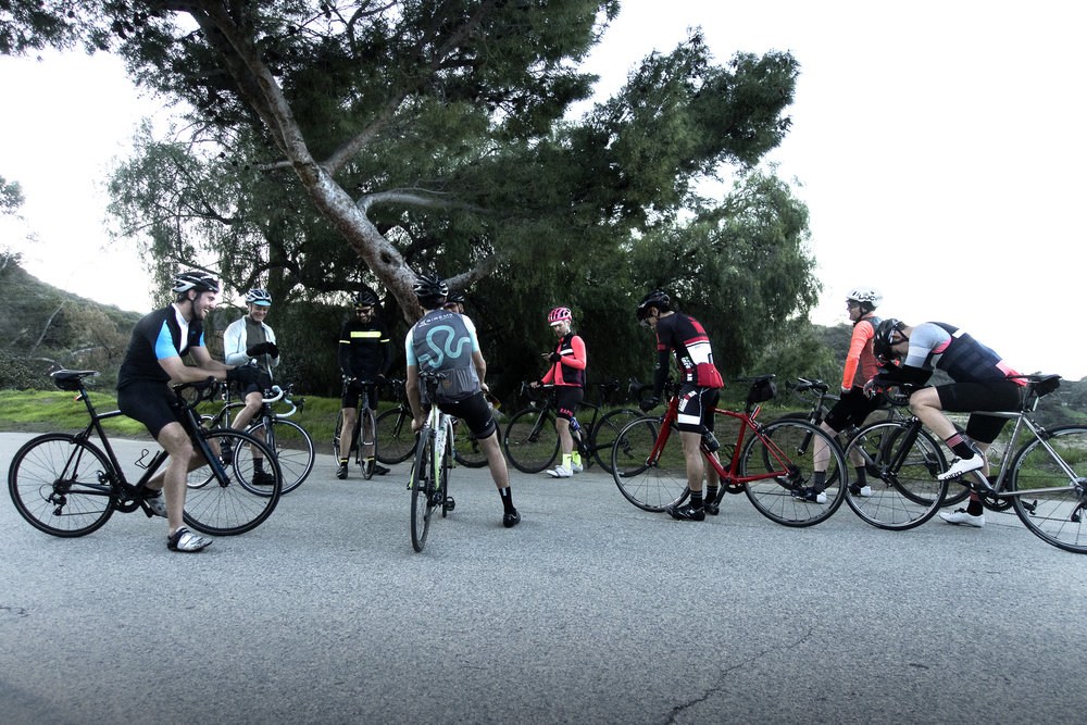 RCC ride, at the top of Mt Hollywood