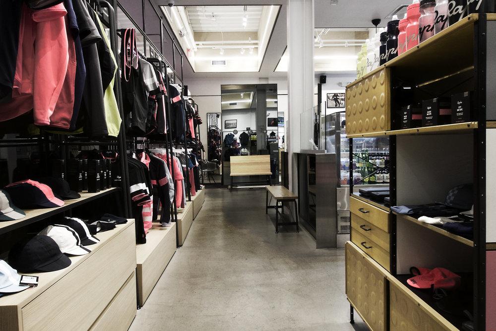 Rapha Store, Santa Monica