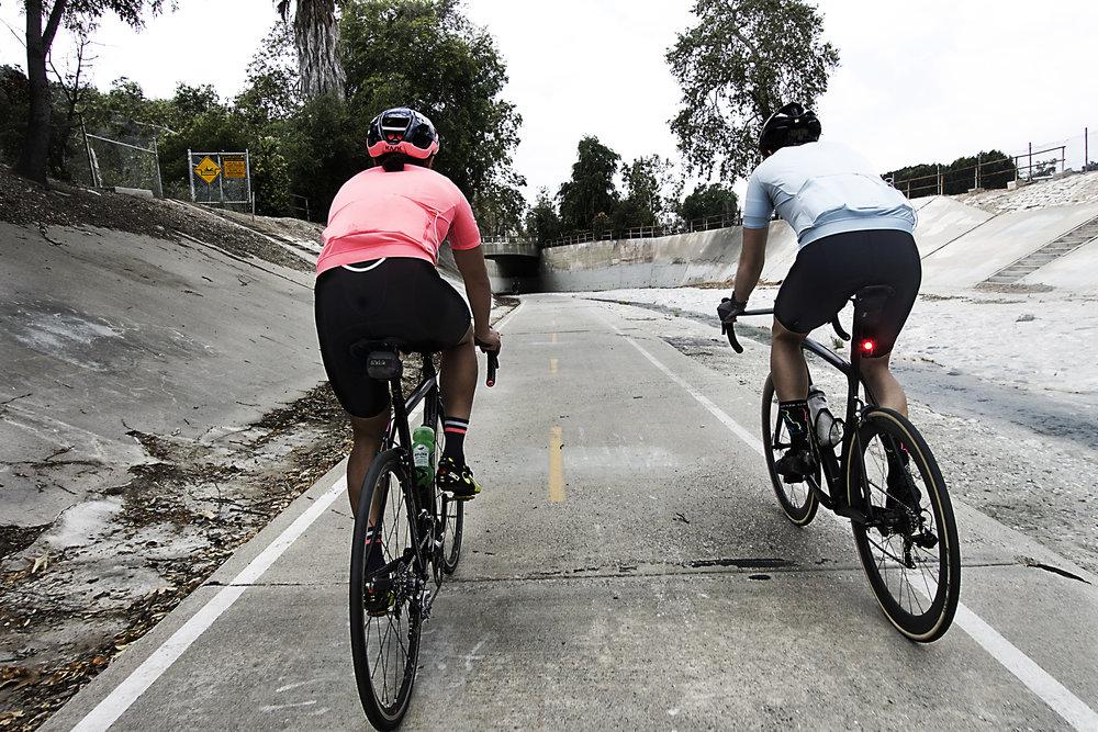 Arroyo Secco bike path
