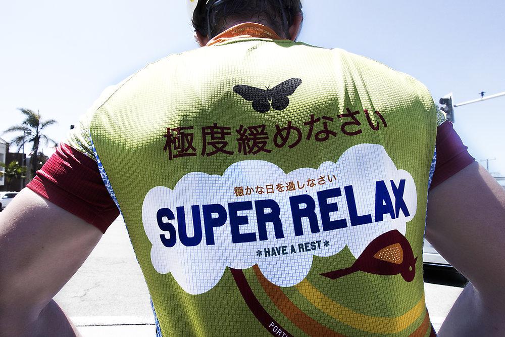 Super Relax'd.