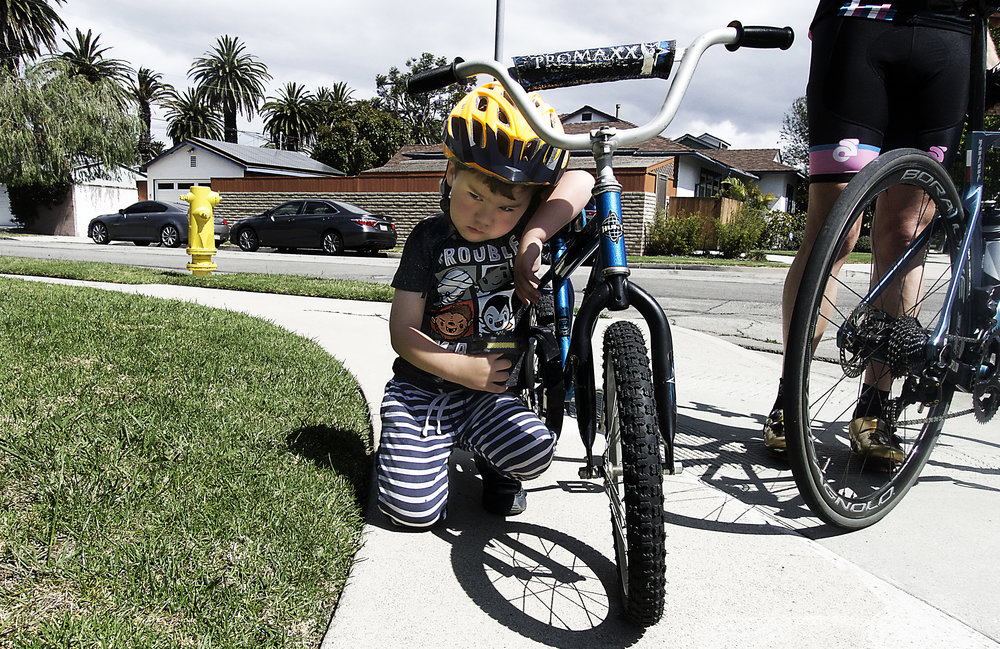 Alex.  Best Young Rider.
