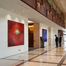 Lobby Designs - If you have space we have art for it. We would love to add an artistic style to your brand and building. Book your free consultation with our art curator so we can help you with your designs.