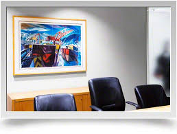 Bureau Consultation - We would love to add fine art to your office space rather than prints and posters. We understand how important it is to demonstrate classy spaces  and to raise the moral.