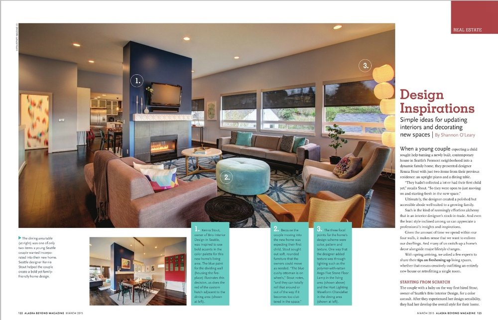Alaska Airlines Magazine Feature