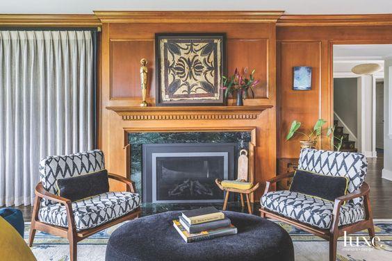 luxe INTERIORS & DESIGN feature
