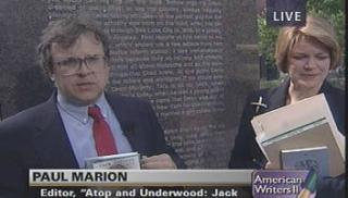 Paul Marion on CSPAN